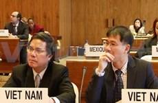越南参加国际劳工组织理事会第312次会议