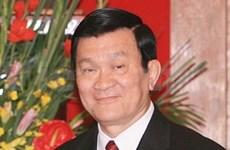 国家主席张晋创访问韩国和出席夏威夷亚太峰会