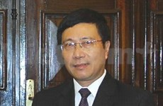 进一步深化越南与韩国战略合作伙伴关系