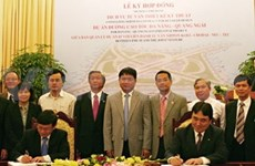 14亿多美元用于兴建岘港至广义高速公路
