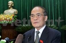 越南国会主席阮生雄即将出访欧洲