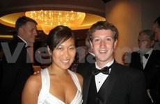 社会网脸谱创始人马克·扎克伯格突访越南