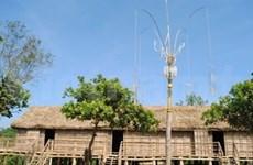 吉仙国家园林首次开展社区旅游模式