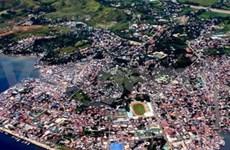菲律宾里氏5.9级地震造成数十人受伤
