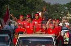缅甸议会补选举世瞩目