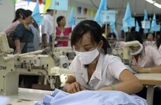 越南与美国积极促进TPP谈判