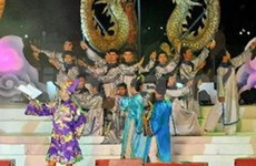 顺化文化节各项艺术活动纷纷亮相