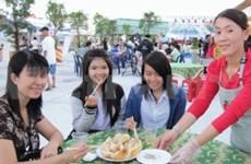 第一次全国沿海省市饮食联欢会吸引游客4万人次