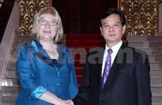 越南与保加利亚加强双方多方面关系