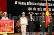 越南人民军总政治局举行仪式授予人民武装力量英雄称号
