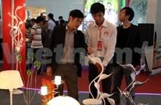 2012年越南岘港Vietbuild国际展览会开幕