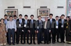 越南参加第13届亚洲物理奥林匹克竞赛