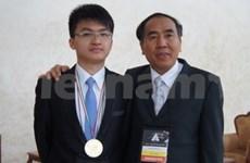 第13届亚洲物理奥林匹克竞赛:越南学生凯旋归来