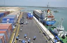 广南省朱莱-长海港口落成并投入运营