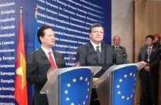 欧盟与越南将签署《全面合作伙伴协定》