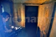 河内索菲特传奇大都市酒店防空洞正式开门迎客