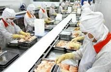 今年5月份越南农林水产品出口额呈上升趋势