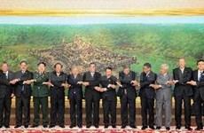 东盟强调本地区的和平、稳定、合作与发展