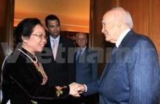 希腊愿与越南大力推动在各个领域的合作