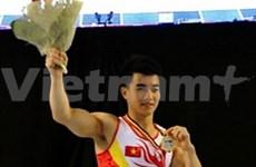 2012年体操世界杯:越南运动员夺冠