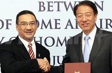 马来西亚与新加坡加强合作 打击毒品跨国犯罪