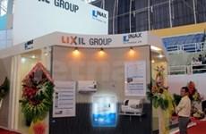 数百家企业参加2012年Vietbuild展览会