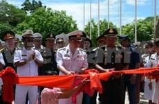 越南海军与柬埔寨海军加强合作