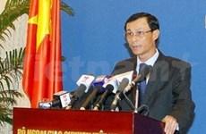 越南一直努力维护本地区和平与稳定