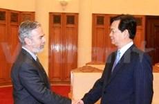 巴西外长帕特里奥塔对越南进行正式访问