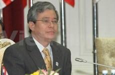 越南出席东盟系列外长会议
