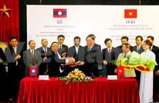 越老大力推动两国民族工作合作