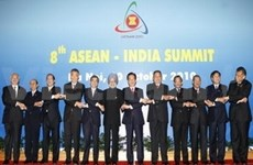 东盟与印度加强合作关系