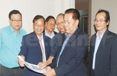 泰国新闻代表团访问越南嘉莱省