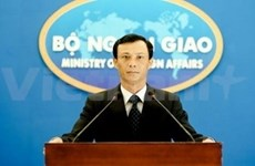 越南要求台湾取消在越南巴平岛演习计划