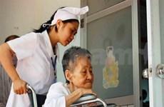 越南注重防止家庭暴力和控制性别失衡