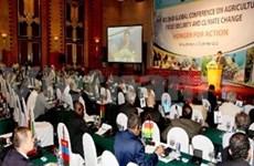 全球农业与粮食安全筹备会议在河内召开