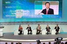 张晋创主席出席亚太经合组织工商领导人峰会