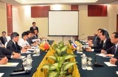 越南与泰韩加强能源领域合作