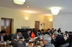 越南意大利副部长级经济磋商会议在罗马举行