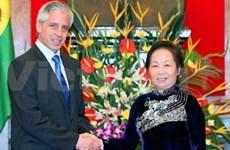 大力推进越南玻利维亚合作关系发展