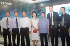 第8届越南国际汽车及零配件展览会拉开序幕