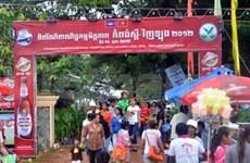 越南与柬埔寨各省市加强合作