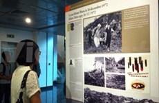 """""""河内——1972年12个昼夜""""展览会给观众留下深刻印象"""