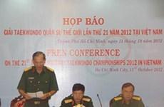 第21届世界军人跆拳道锦标赛即将在越南举行