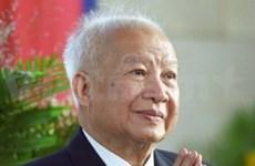 柬埔寨前国王西哈努克已以90岁高龄逝世