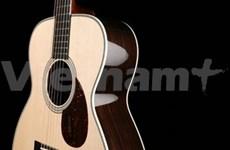 古典吉它专业公开赛首次在越南首都河内举行
