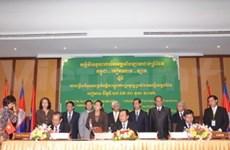 越柬老三国加强打击跨境犯罪合作