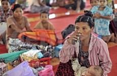 东盟秘书长就缅甸罗兴亚族人发表新闻公报