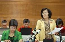 越南国会代表就《1992年宪法》修正案展开讨论