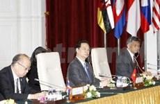 第21届东盟峰会在柬闭幕     发表《金边宣言》